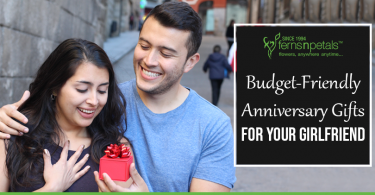 Budget-Friendly Anniversary Gifts for Your Girlfriend