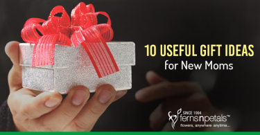 10 Useful Gift Ideas for New Moms