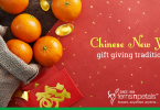 CNY gift giving traditions