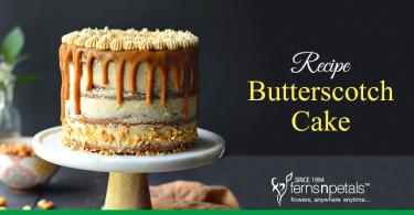 Recipe of Butterscotch Cake