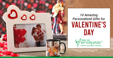 10 Amazing Personalized Gifts for Valentine's Day