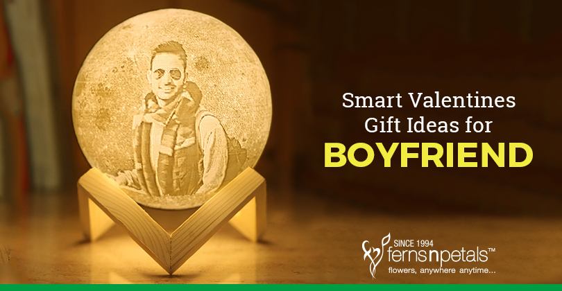 10 Smart Valentine S Day Gift Ideas For Your Boyfriend Ferns N Petals Singapore
