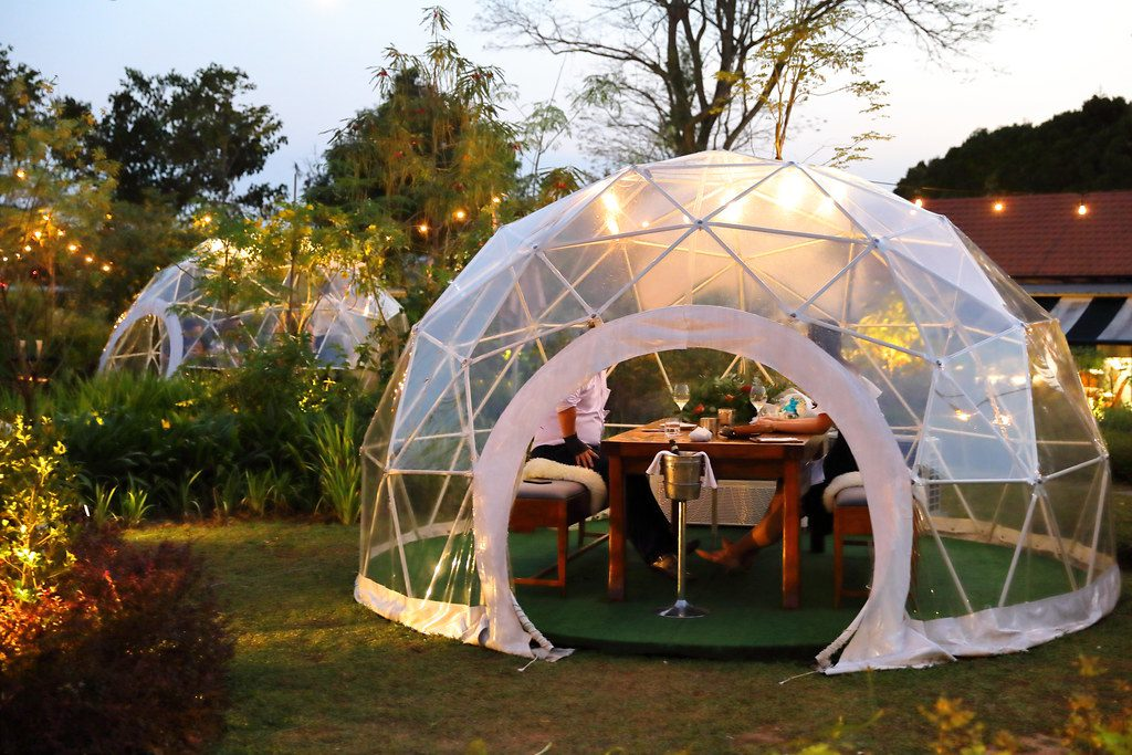 glamping date in Singapore