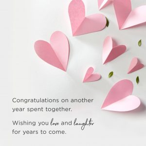 anniversary love notes