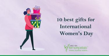 gift ideas for International women's day