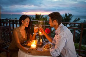 Fine Dinning at Terrace