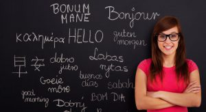 Language learning classes