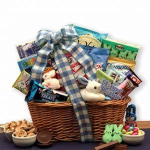 Snacks Gift Basket