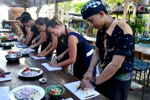 join a cooking class