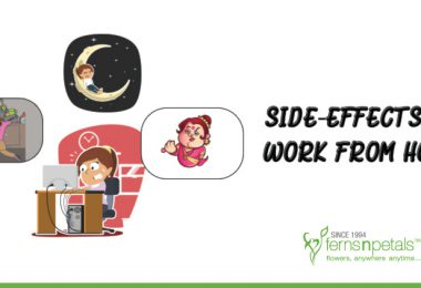Side Effects of Work From Home