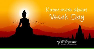 Celebrate Vesak Day