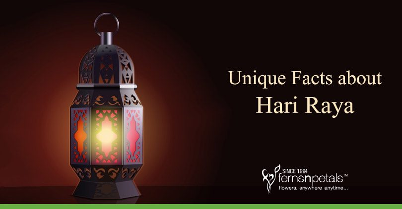 Did You Know these Hari Raya Things?