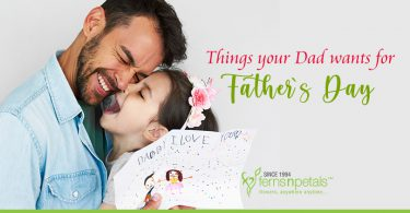 Things a Dad secretly wants for Father's Day