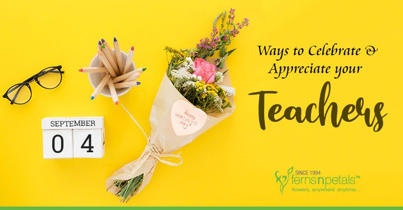 Teachers day Appreciation gifts