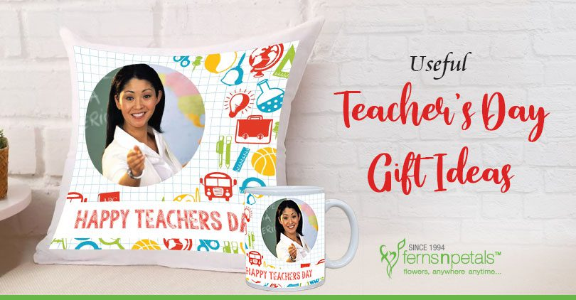 Useful Teacher's Day Gift Ideas in Singapore