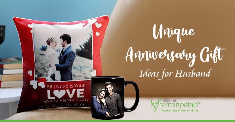 Anniversary Gifts Ideas for Husband