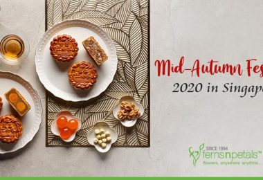 Mid-Autumn Vibes with Mooncakes, Lanterns & Family