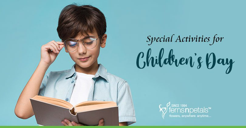 Special Activities for Children's Day