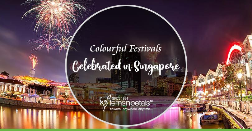 Colourful Festivals Celebrated in Singapore with Gifts