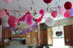 birthday decor