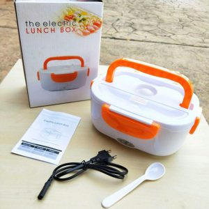 the electric lunch box