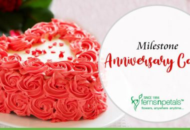 Top 7 Anniversary Cakes for Important Milestones