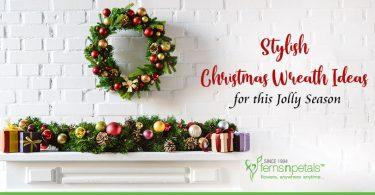 Stylish Christmas Wreath Ideas for this Jolly Season