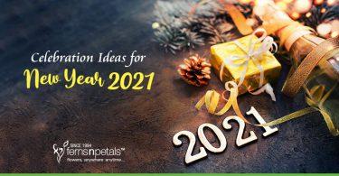 New Year 2021 Celebration Ideas