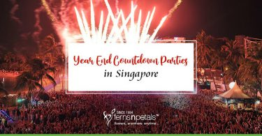 New Year Countdown Parties in Singapore