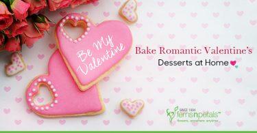 Easy bake romantic desserts for Vday