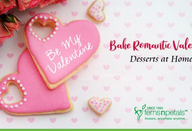 Desserts for Valentine's Day