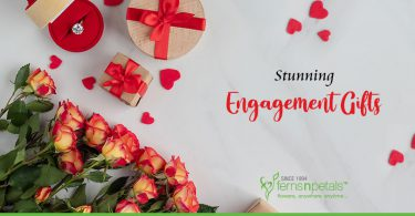 Creative Engagement Gifts for Couples