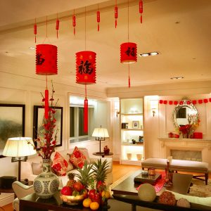 CNY home decor