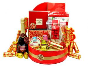 Golden CNY Hamper
