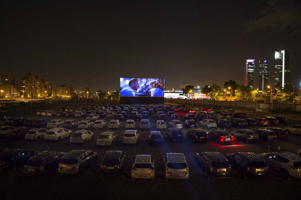 Drive-in-cinemas