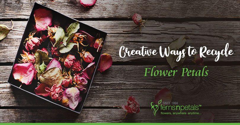 Recycle-flower-petals