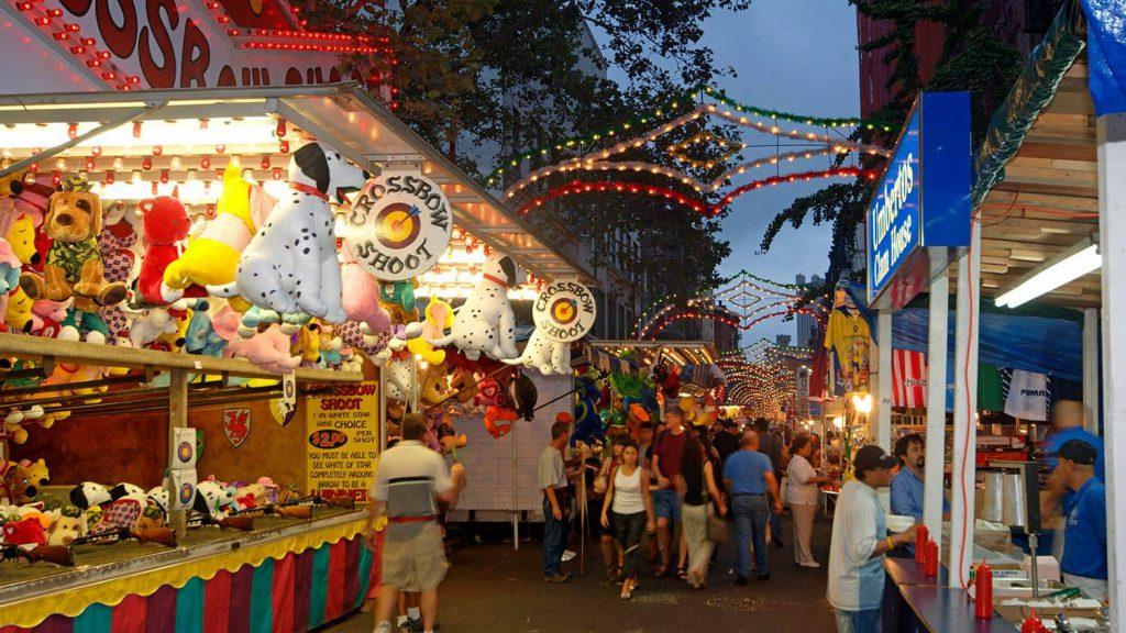 street-fairs