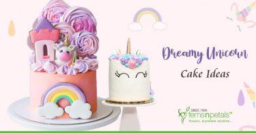 Dreamy-unicorn-cake-ideas