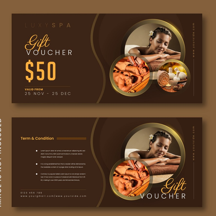 Gift Card to a Spa