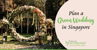 Plan a green wedding