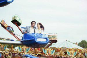 Go to a Theme Park