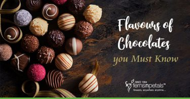Flavours of Chocolates