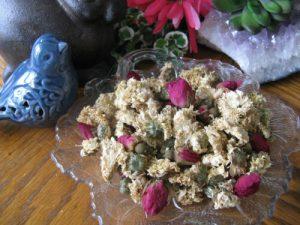 Chrysanthemums potpourri