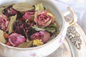 rose potpouri