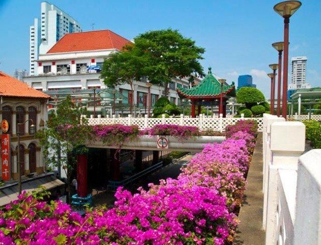 Chinatown Bridge