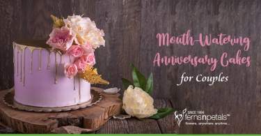 Mouth-Watering Anniversary Cakes